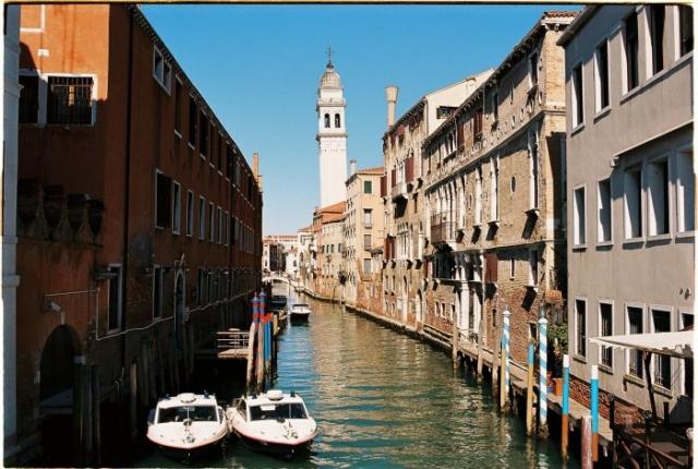 Kodak ektar 100 Venice
