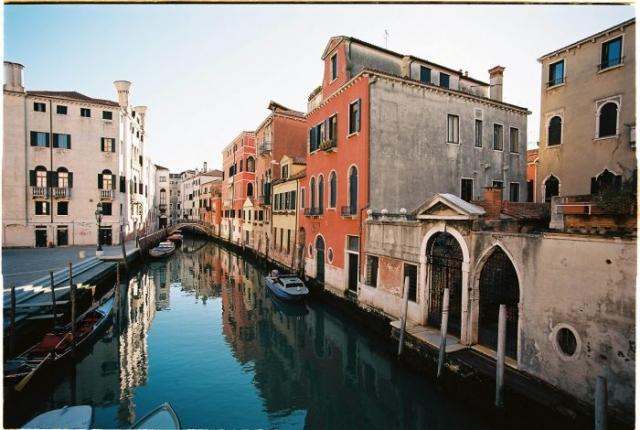 Venice canals - Kodak Ektar 100