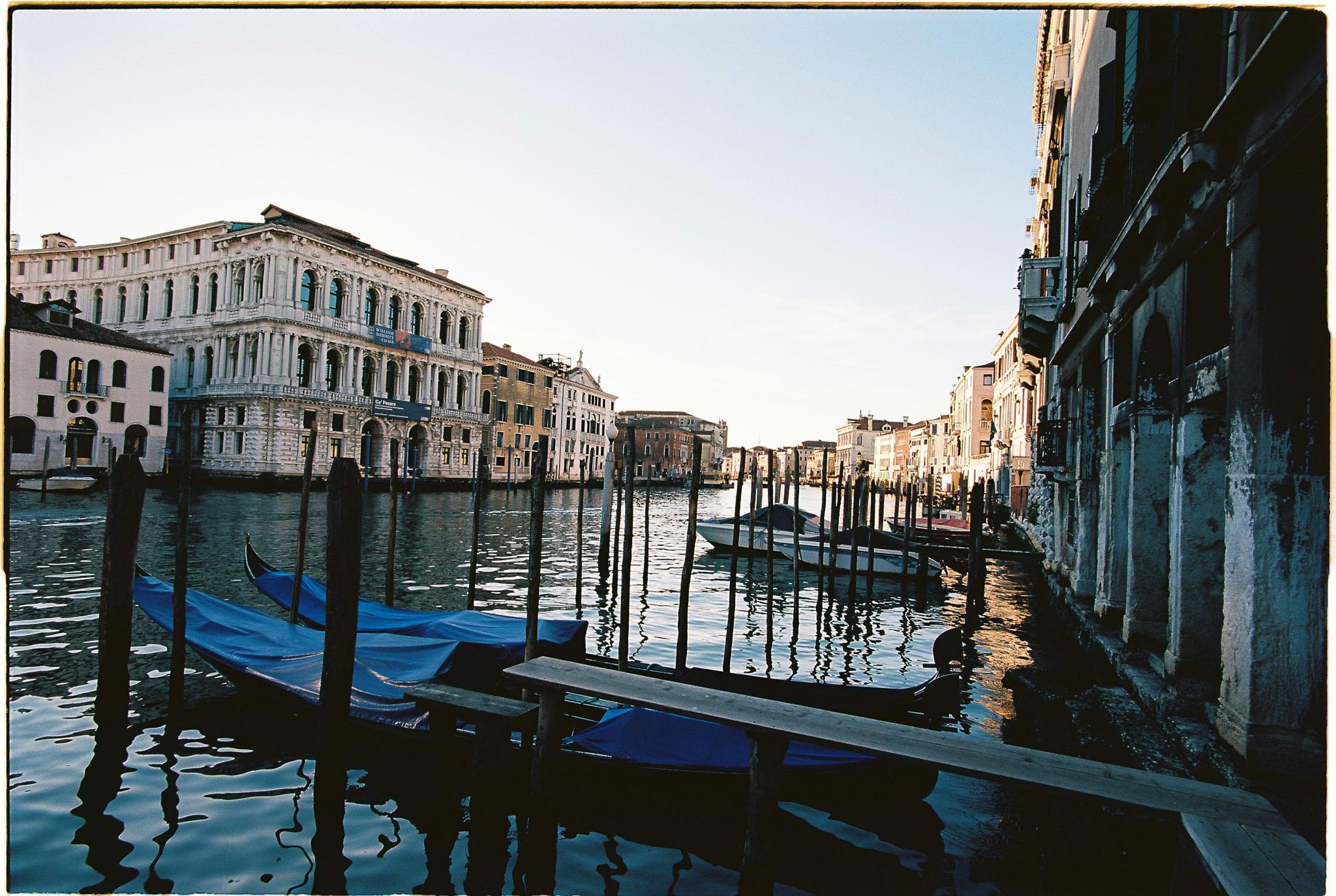 Venice canal - Kodak Ektar 100