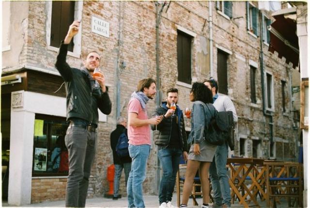 Venice life - Agfa Vista400 nikon FE2