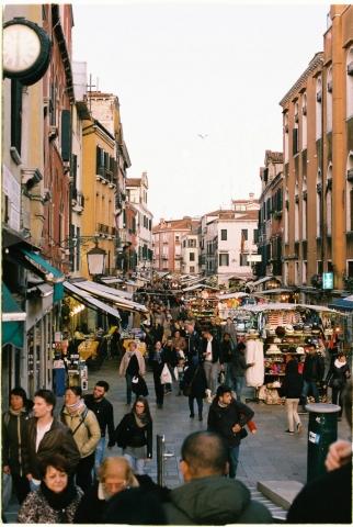 Venice streets - Agfa Vista400
