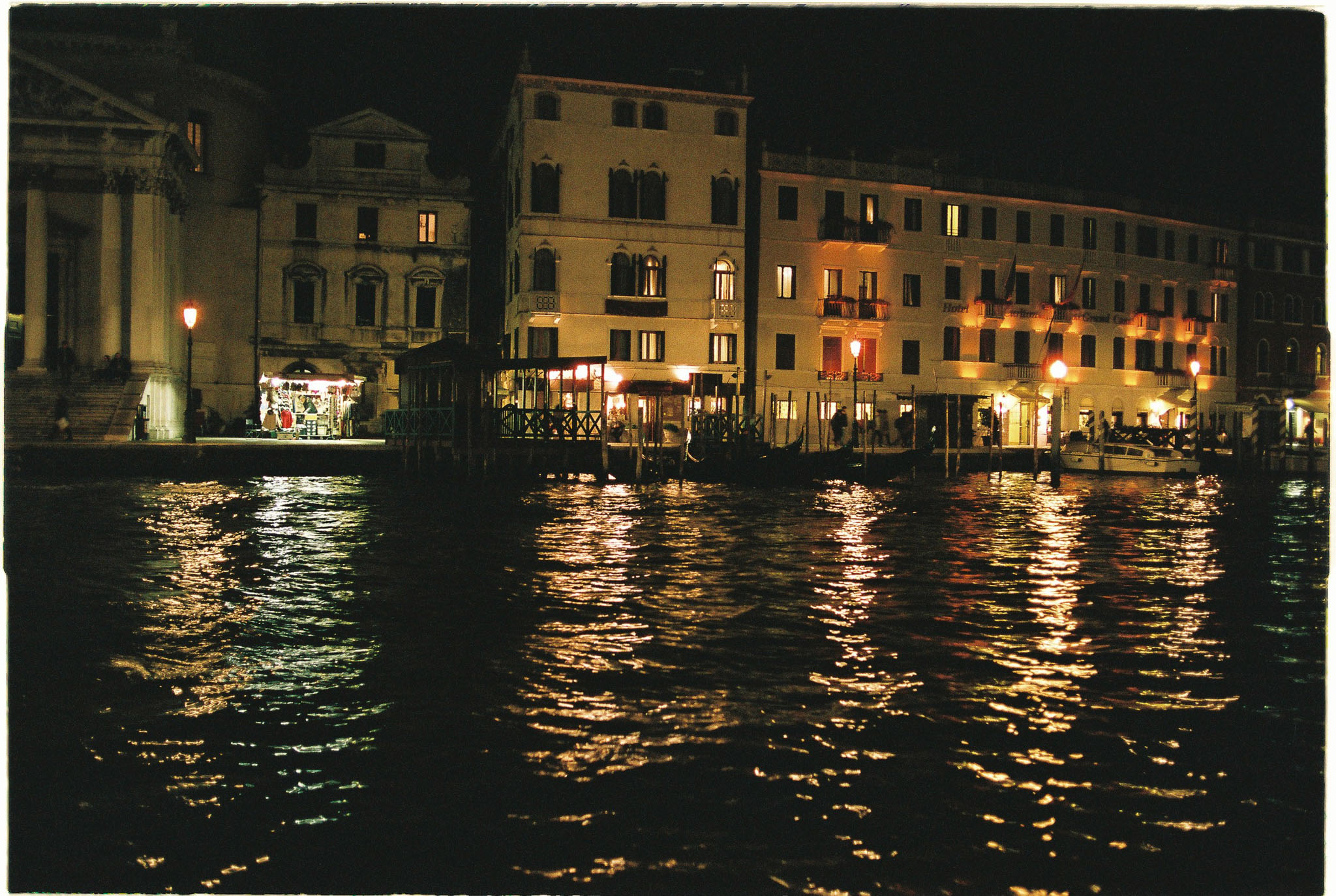Night Venice - Agfa Vista400