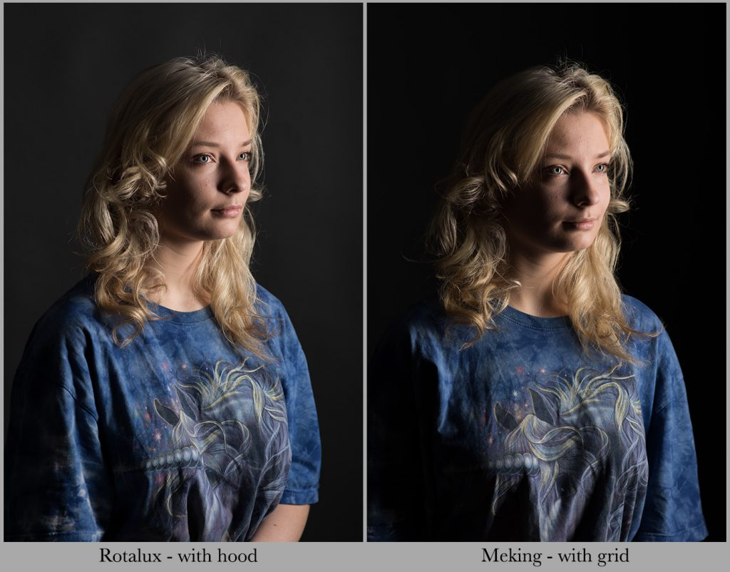 Elinchrom Rotalux softboxes compared to chinese cheap softbox meking