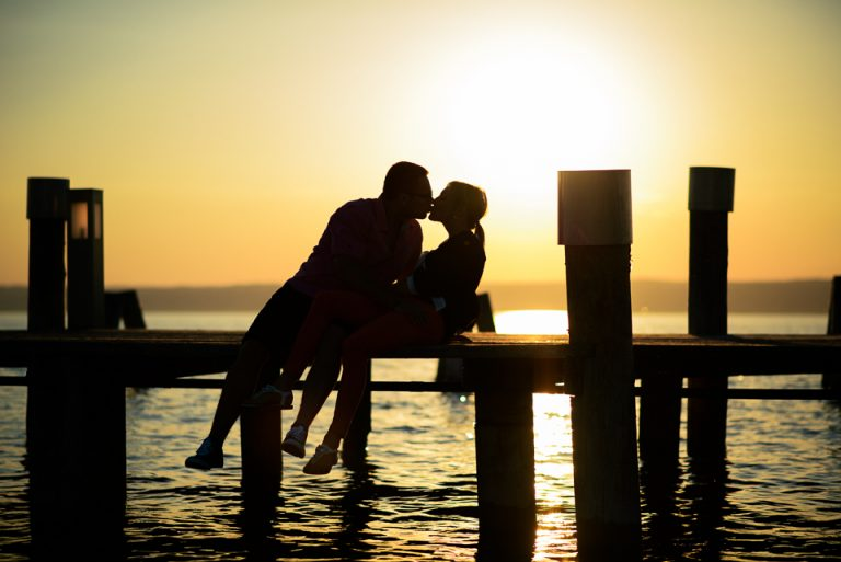svadba svadobny fotograf romanticke fotky vieden podensdorf zapad slnka