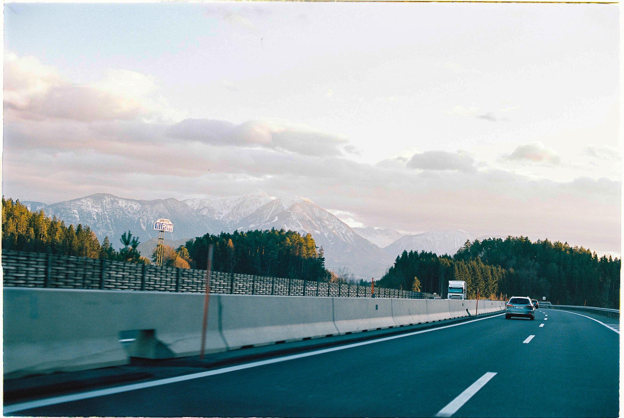 Kodak Ektar 100 Italian Alps