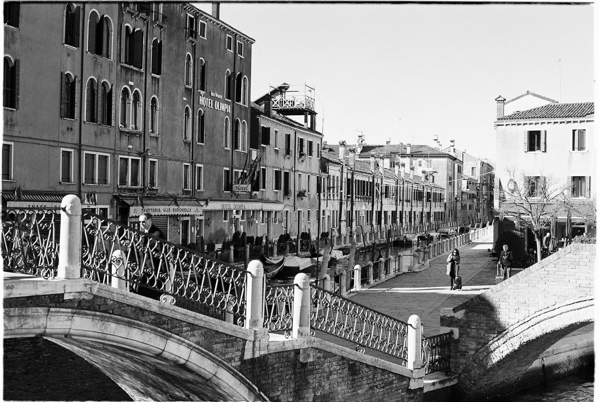 Venice expired Agfa Vista 100 martin halmo photography