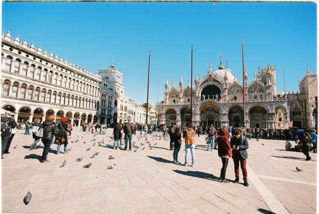 Bazilica San Marco Kodak Ektar 100
