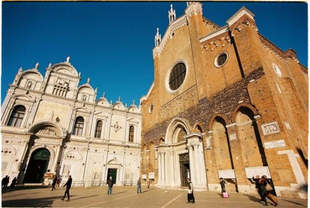Venice Cathedral - Kodak Ektar 100