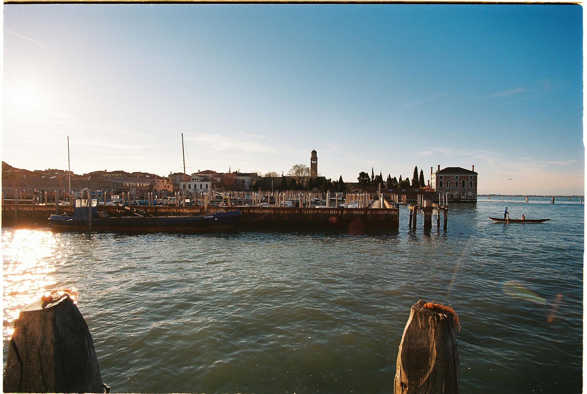 Venice Sunset port - Kodak Ektar 100