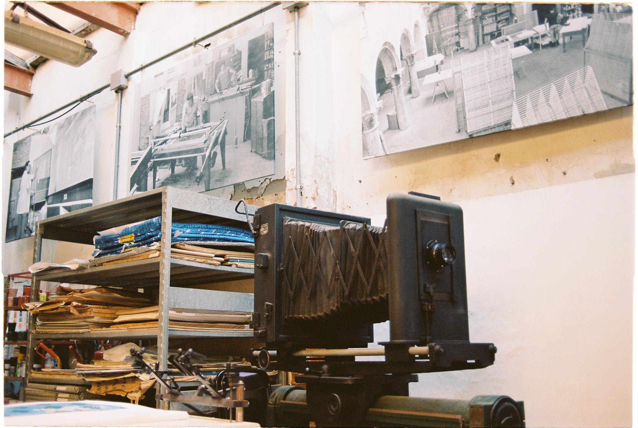 Venice workshop Kodak portra 160