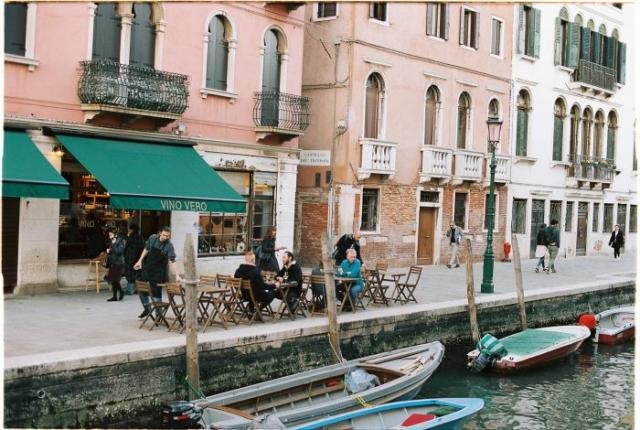 Venice life Kodak portra 160
