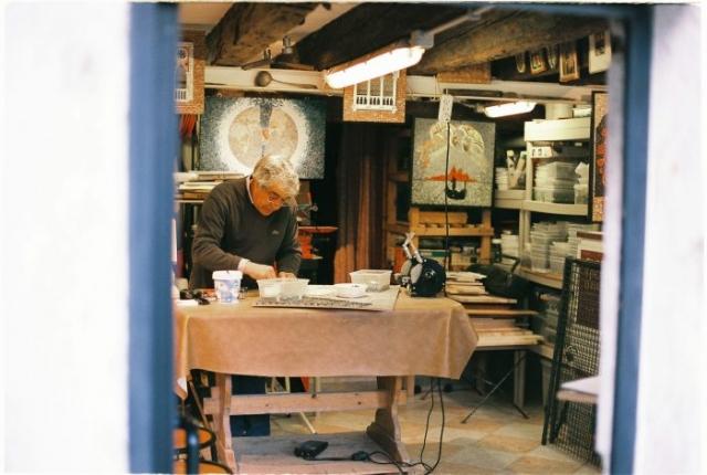 Venice workshops - Agfa Vista400