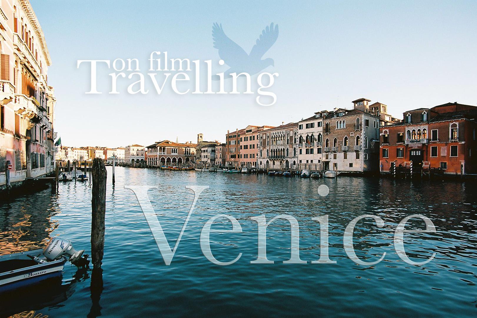 Venice kodak Ektar 100 Vista400 analog film photography
