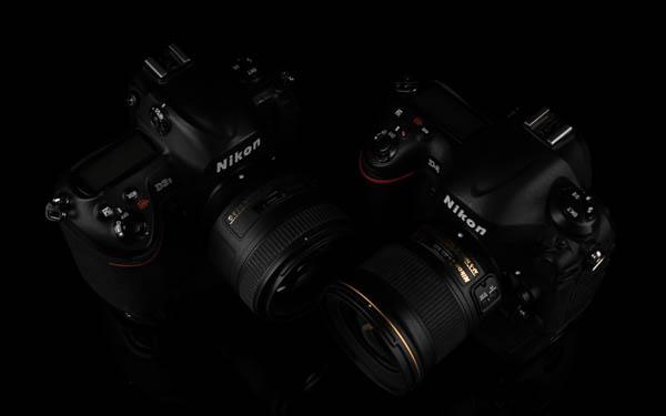 Nikon camera D4 D3s wallpaper 4K