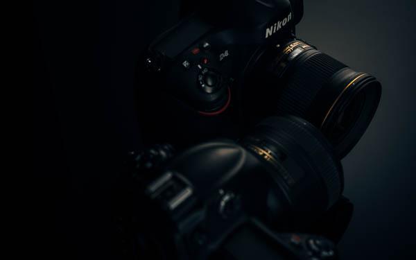 Nikon digital cameras wallpaper